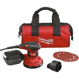 "Milwaukee 5"" Random Orbit Finish Sander"