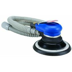 Central Pneumatic 6 in. Self-Vacuuming Orbital Palm Air Sand