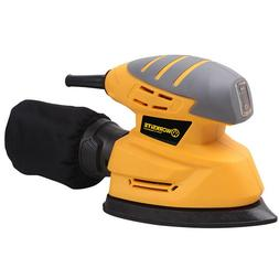 WORKSITE/ALTOCRAFT  Electric Detail Palm Sander ETL Hand Por