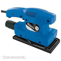 HEAVY DUTY SILVERLINE 135W 1/3 ELECTRIC DETAIL PALM SANDER O