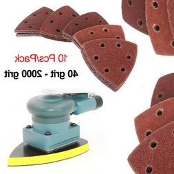 Loop Sanding Disc Detail Palm 90mm Sanding Sheets Mouse Pads
