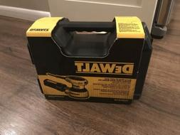 NEW NOS Dewalt D26451K Random Orbit Palm Sander, 12000 opm 5